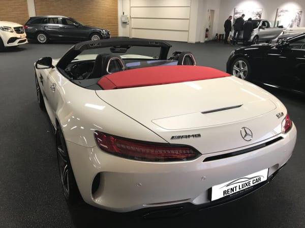 Mercedes GTS Cabrio