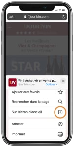 Application PWA télécharger