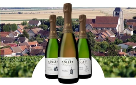 Champagne Domaine Collet
