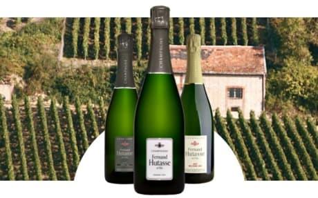 Champagne Fernand Hutasse