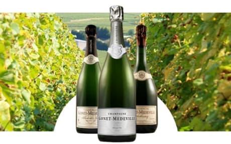 Champagnes Gonet-Médeville