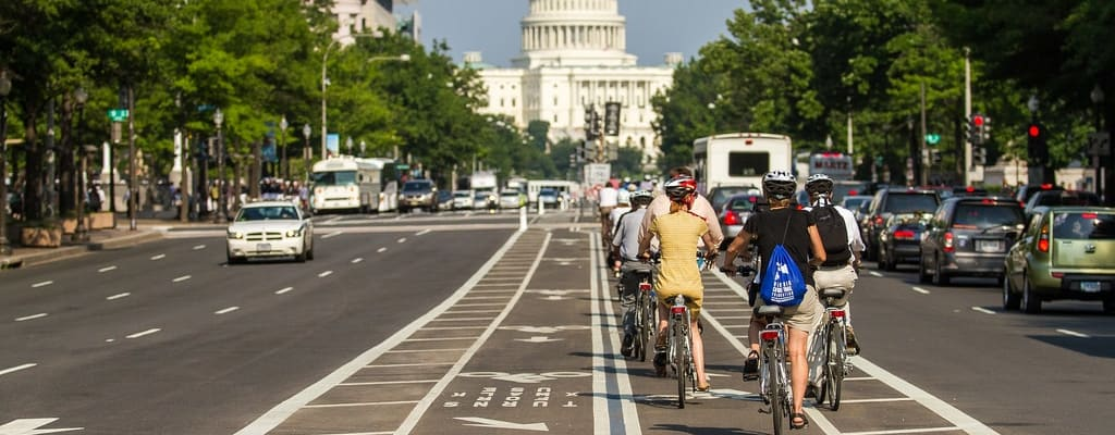 Capital Sites Bike Tour - Unlimited Biking
