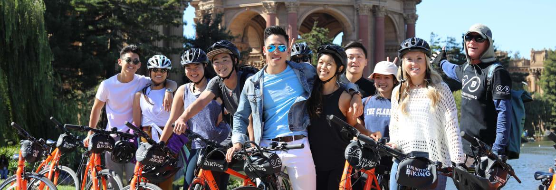 Golden Gate Bridge Bike Tour - Unlimited Biking