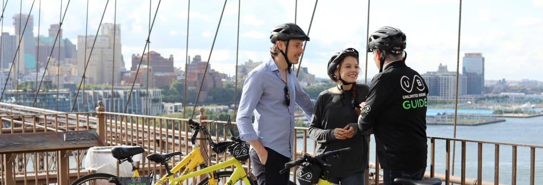 Highlights of Brooklyn Bridge Bike Tour - Unlimited Biking