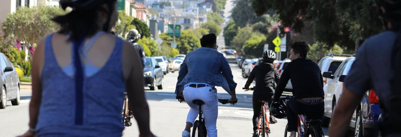 Best of SF eBike Tour - Unlimited Biking