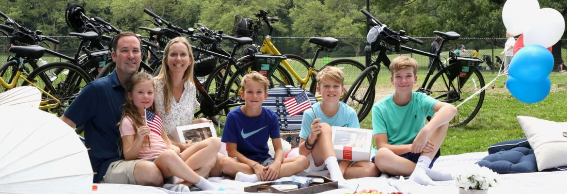 Central Park Picnic & Full Day Bike Rental 3