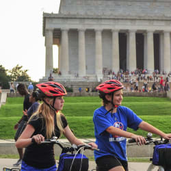 Monuments and Memorials Bike Tour