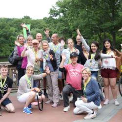 Highlights of Central Park Bike Tour
