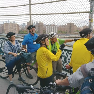 The Ethnic Apple Bike Tour - Unlimited Biking