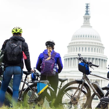Monumental eBike Tour - Unlimited Biking