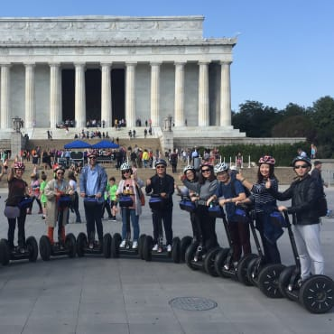 Sites by Segway Washington DC - Unlimited Biking