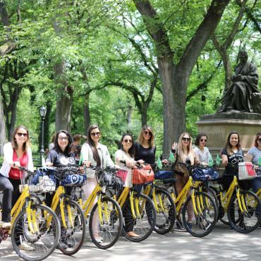 Highlights of Central Park Bike Tour - Unlimited Biking