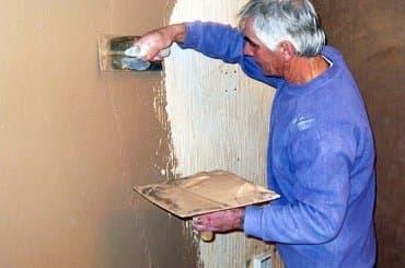 Services de Réparation de murs