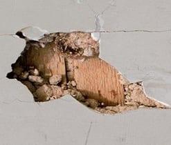Réparation de murs