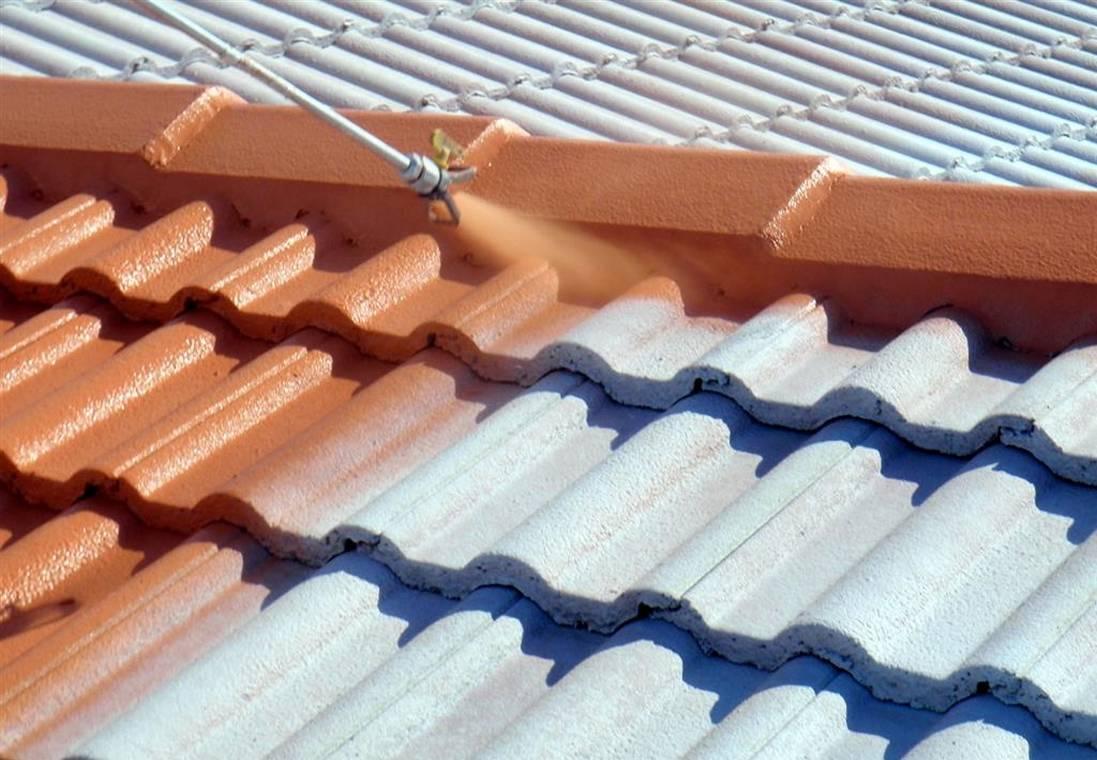 Peintres extérieurs de toiture