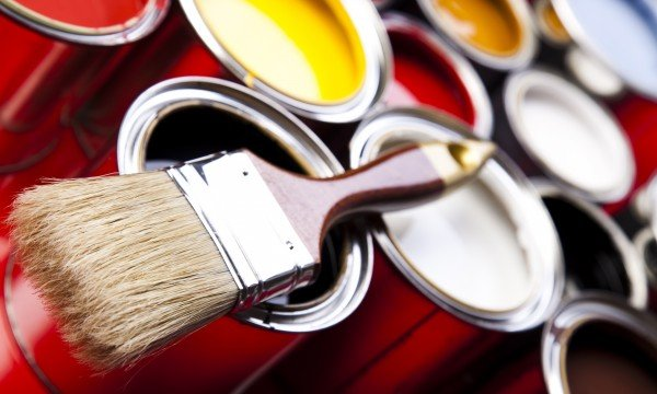 Simple habits for save paint