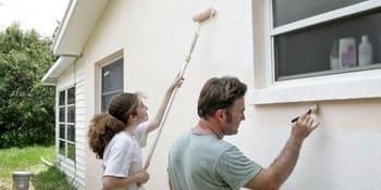 Entretenir et réparer du stuc