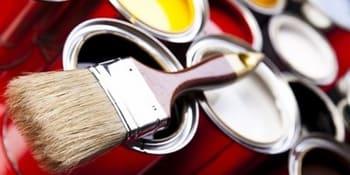 Économiser de la peinture