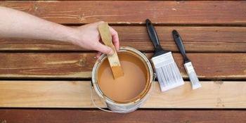 Handling paint