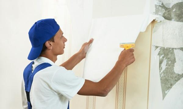Remove old wallpaper