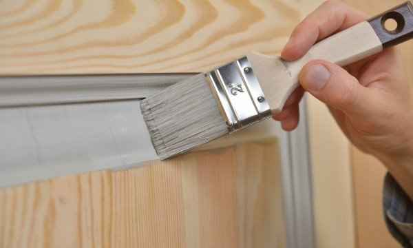 Learn to paint a door