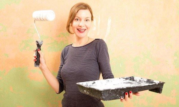 Entretenir vos murs peints