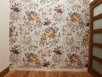 Mettre en place sur votre mur les bestioles les plus mignons de la forêt photo 1