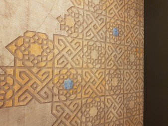 Papier Peint Contemporain / en textile non-tissé / en vinyle / à motif géométrique photo 1