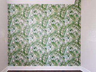 Papier préencollé écologique haut de gamme facile à poser et qui s'enlève facilement sans se déchirer. photo 1