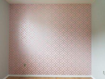 Sanitas est le nom d'un fabricant de papier peint qui crée la plupart papier peint en vinyle. photo 1