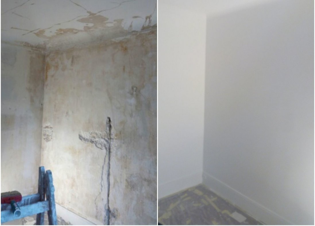 Specialties - Painting after a Water Damage