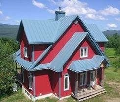 Our roof painting services