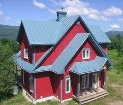 Notre service peinture de toiture