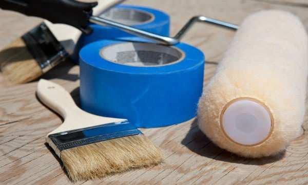 Nettoyez votre matériel de peinture