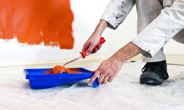 Comment peinturer un mur