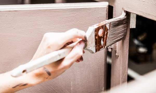 Peindre vos armoires de cuisine