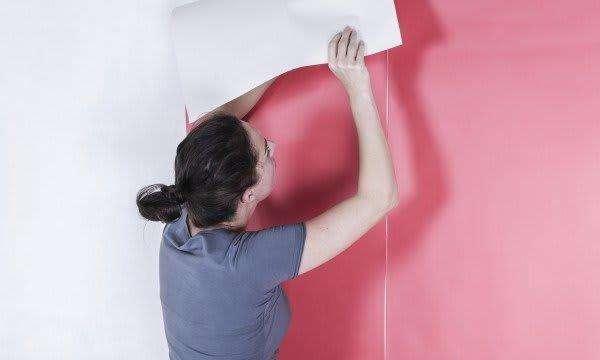 Poser le papier peint