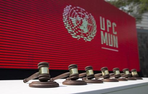 UPC realizará la II Conferencia interescolar UPC MUN donde se debatirán temas de relevancia internacional.