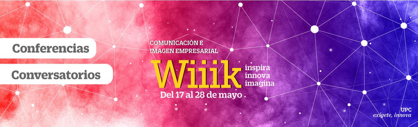 Conferencias y conversatorios Wiik