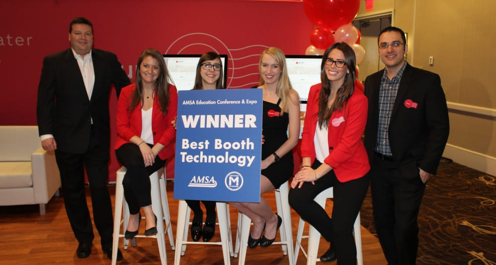 Updater Named Technology Winner at AMSA Conference - Updater
