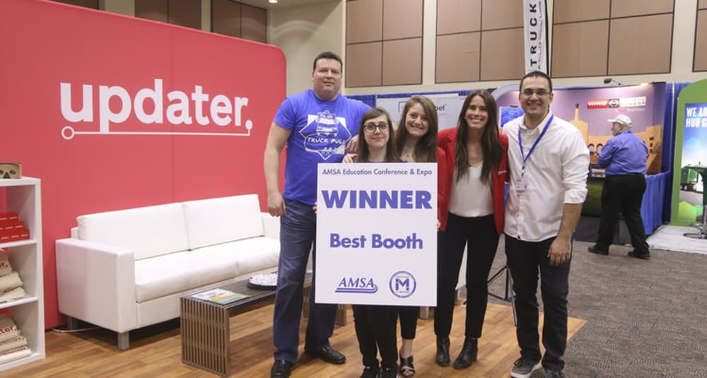 What to Look Forward to at the AMSA 2018 Conference - Updater