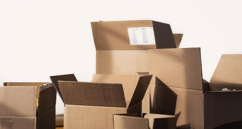 Top 20 Places to Find Free Moving Boxes - Updater