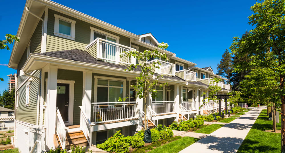 Townhouses Versus Condos Why The Difference Matters Updater