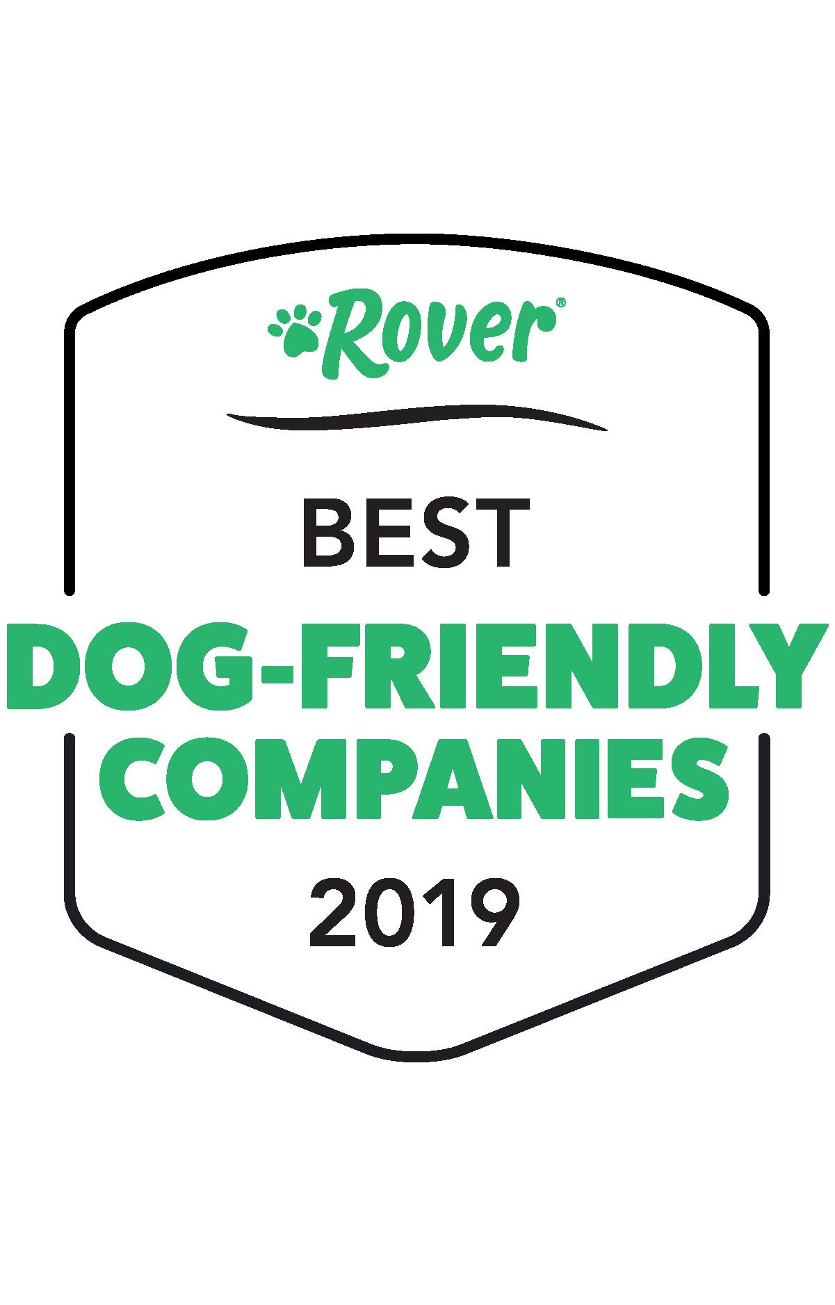 Best Dog Friendly Companies 2019