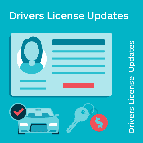 How to Update Your Drivers License
