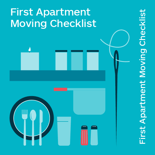 First Apartment Moving Checklist