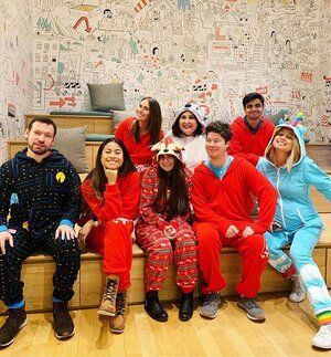 Another Onesie Day in the books ✔️😎