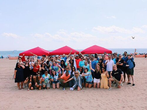We had so much fun last week at ✨Coney Island✨ for our ✨Summer Day 2019✨. Big shoutout to our amazing People Experience duo Ashley & Ricki for all of their hard work. 👏👏 ☀️Can't wait for next year! ☀️ #updater #nyc #updaterlife #summertrip #summerfriday #coneyisland #workperk #joblove #tech #nyctech
