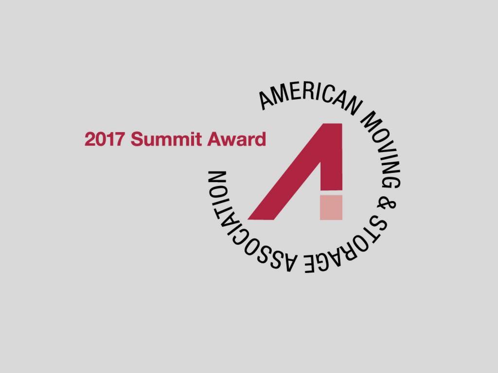 Updater Named 2017 Summit Award Winner by AMSA