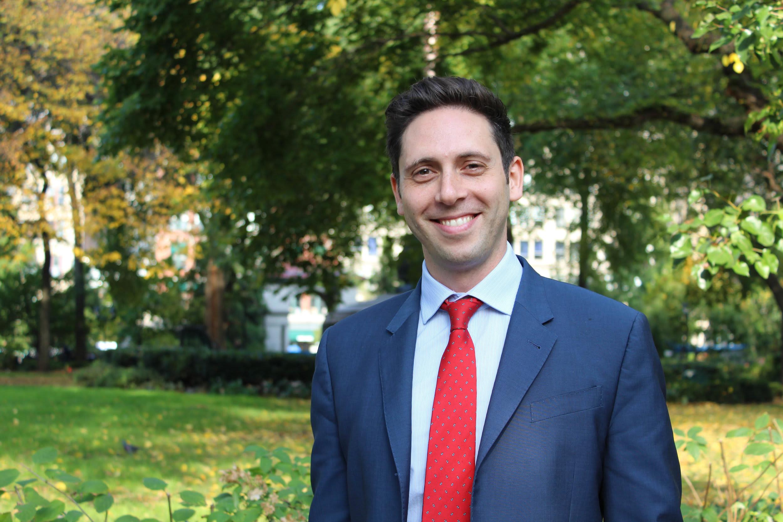 David Greenberg Named RISMedia 2019 Real Estate Newsmaker